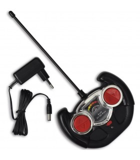 Motocicletă electrică pentru copii BMW 283, 6V, roșu