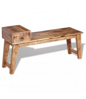 Set șezlong cu masă, 5 piese, poliratan, negru