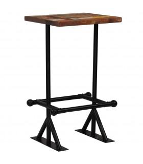 Masă de scris, lemn masiv de salcâm, 110 x 50 x 76 cm